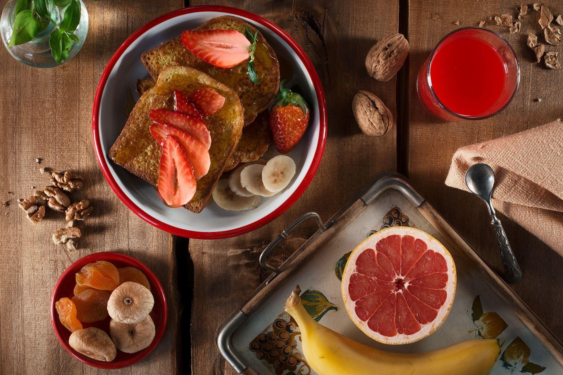 Fotografo food frutta