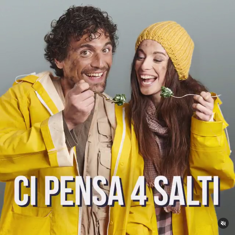 4 Salti in Padella Findus