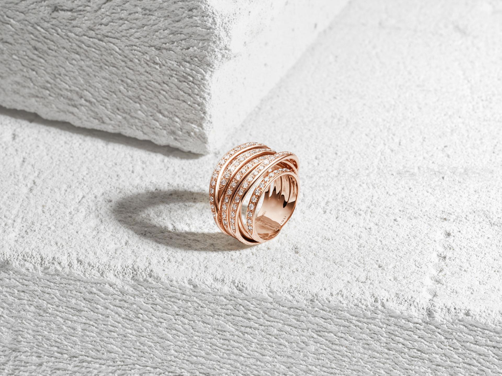 still life gioielli fotografia anelli